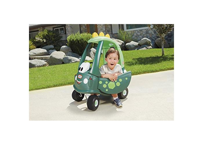Little Tikes 173073E3 Dino Cozy Coupe Ride-On - 2