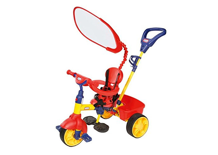 Little Tikes 4-in-1 Trike Primary - 1