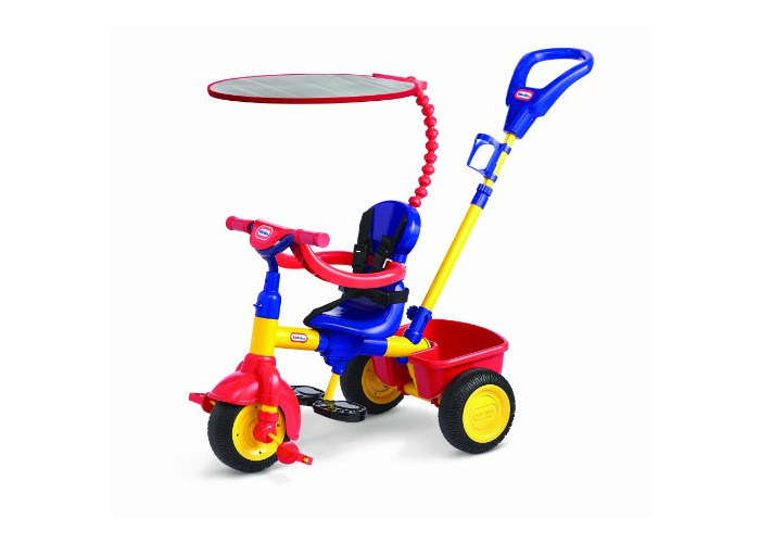 Little Tikes 4-in-1 Trike Primary - 2