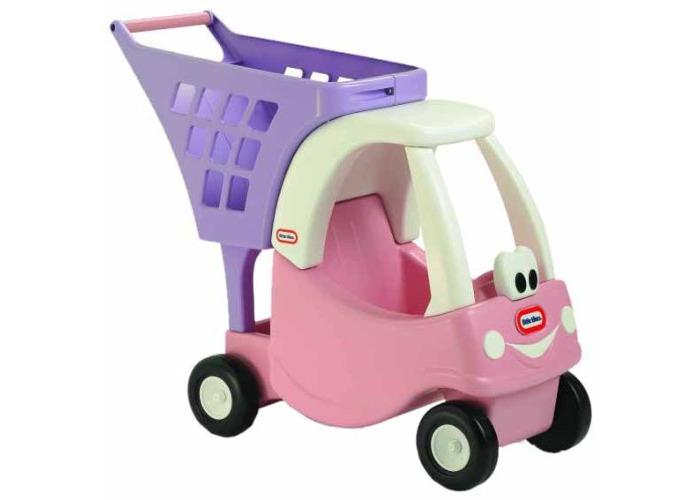 little tikes 620195 Shopping Cart, Pink - 2