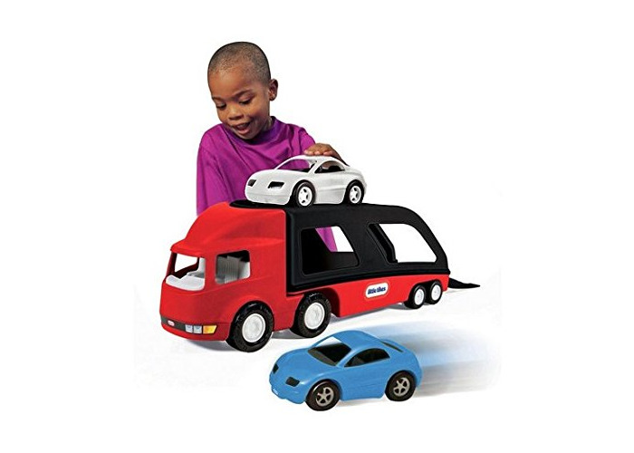 Little Tikes Large Car Carrier. - 1