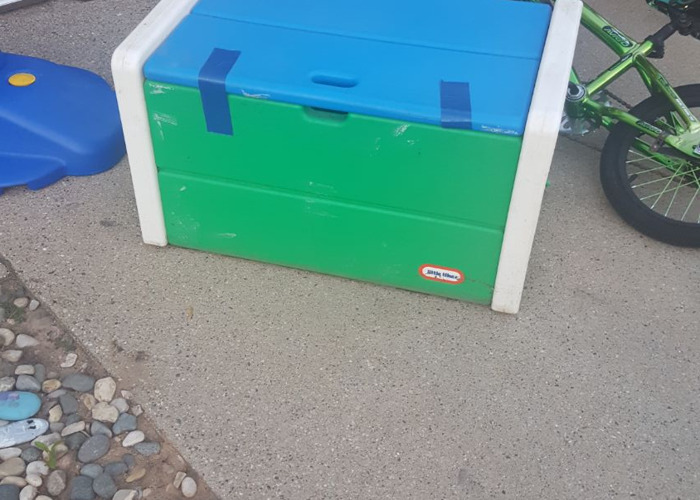 Little Tikes Outdoor Storage Container - 1