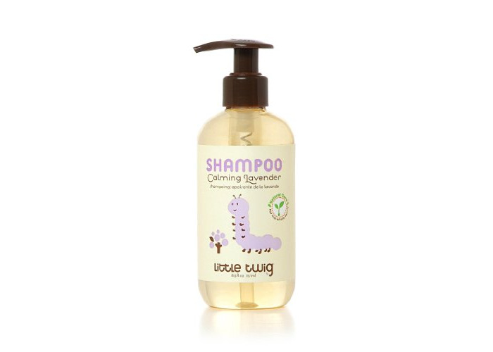 Little Twig All Natural Shampoo, Calming Lavender, 8.5 Fluid Oz - 1