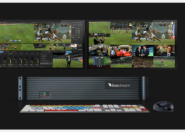 Livestream console professional streaming - 1