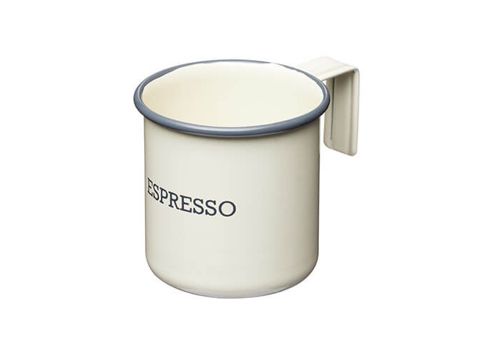 Living Nostalgia Antique Cream Espresso Cup - 1