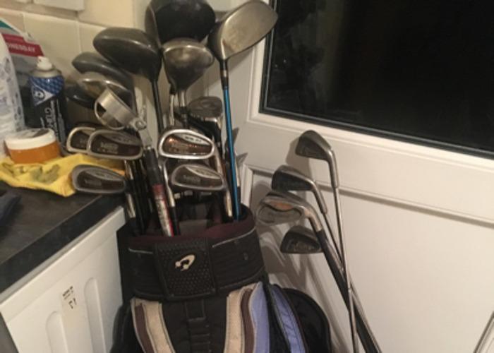 Loads of golf stuff - 1