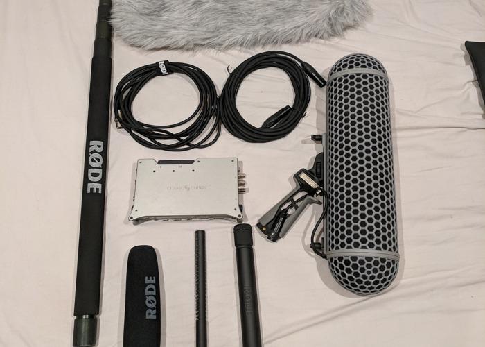 Location Sound Recording kit - 1