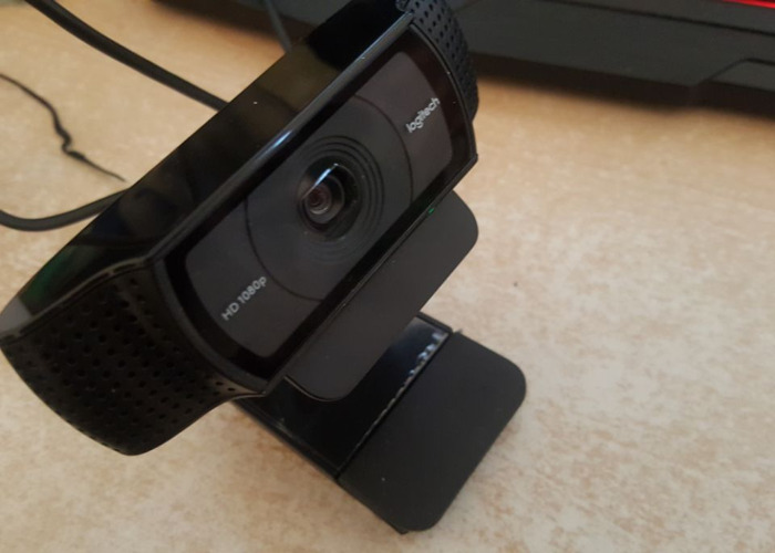Rent Logitech C920 15mp Webcam In London Rent For 9 60 Day