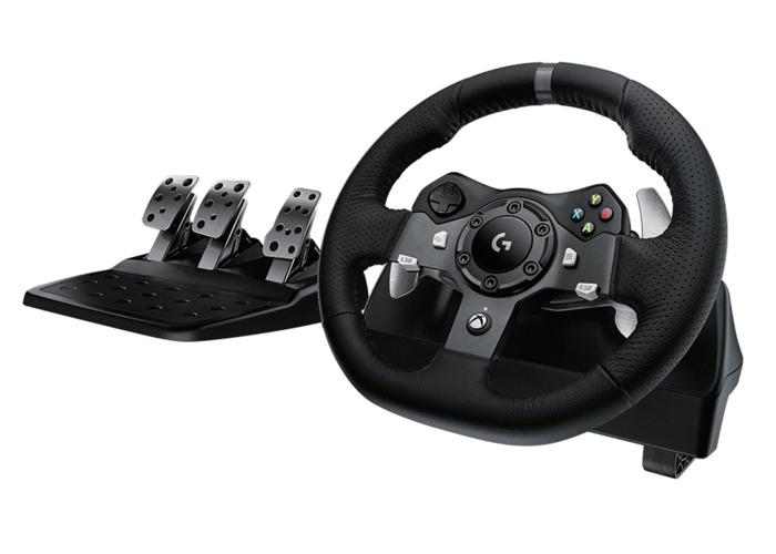 Logitech G920 Driving Force Racing Wheel - Xbox One & PC - 1