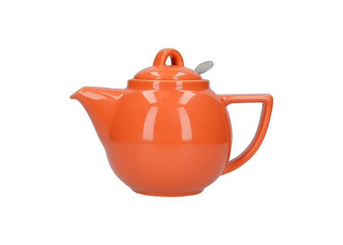 London Pottery Geo Filter 2 Cup Teapot Nectar - 1