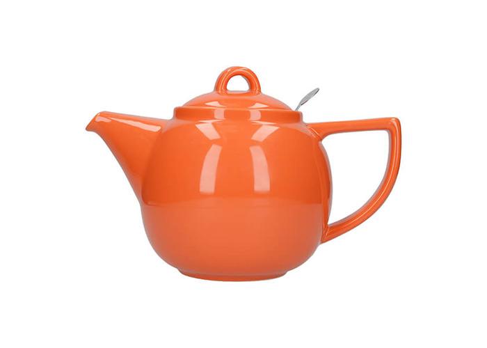 London Pottery Geo Filter 4 Cup Teapot Nectar - 1