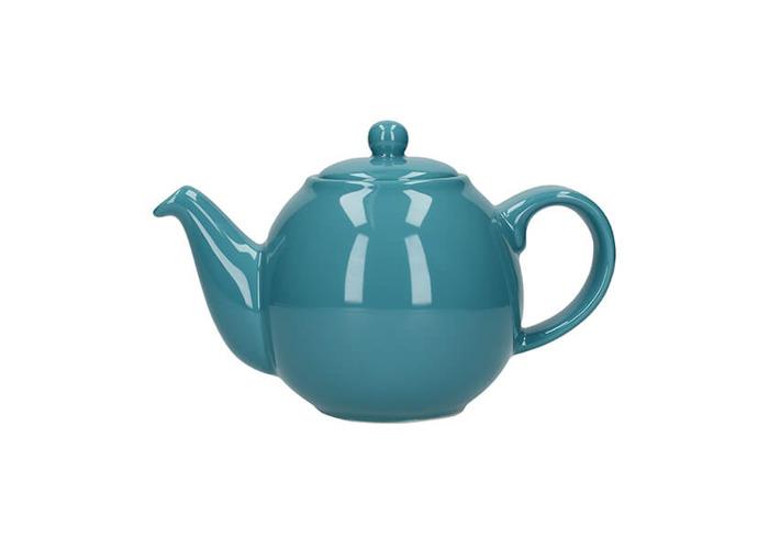 London Pottery Globe 2 Cup Teapot Aqua - 1