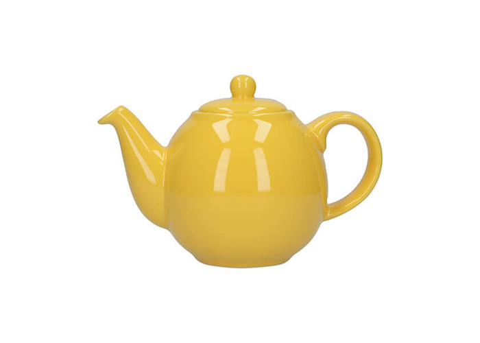 London Pottery Globe 2 Cup Teapot New Yellow - 1