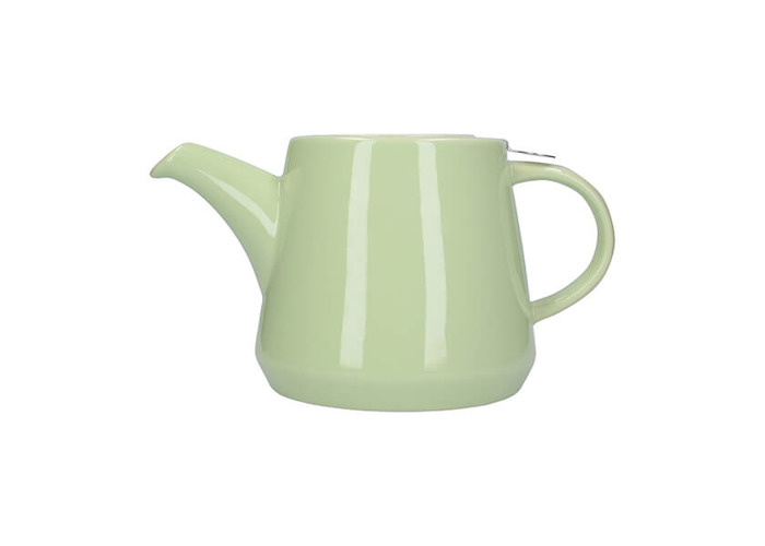 London Pottery HI-T Filter 2 Cup Teapot Peppermint - 1