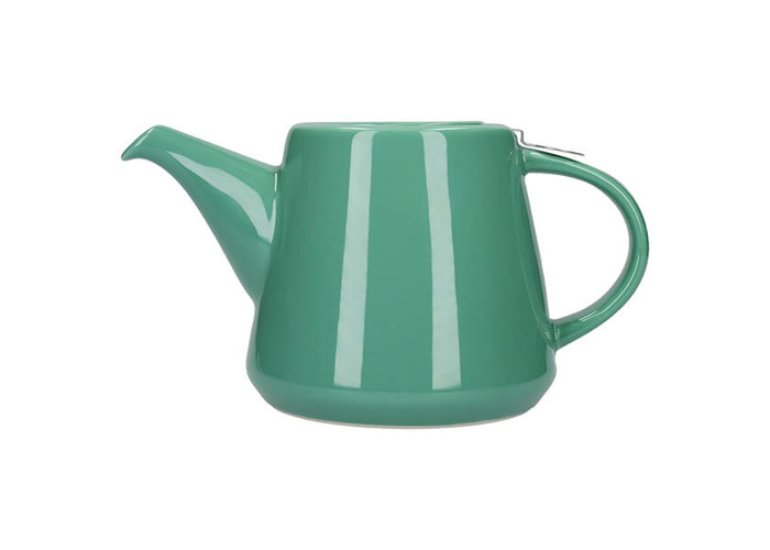 London Pottery HI-T Filter 4 Cup Teapot Green - 1