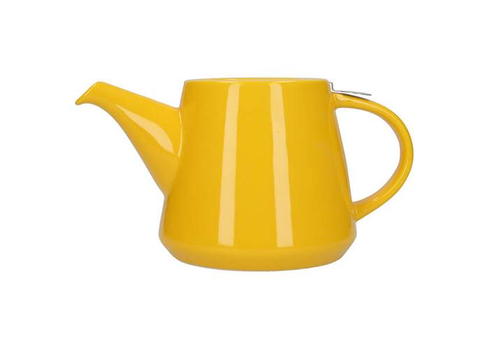 London Pottery HI-T Filter 4 Cup Teapot Honey - 1