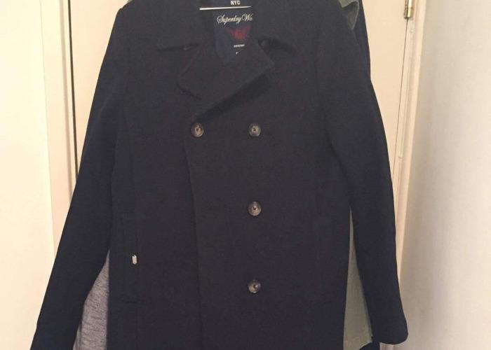 Long Superdry Women's Coat - 2