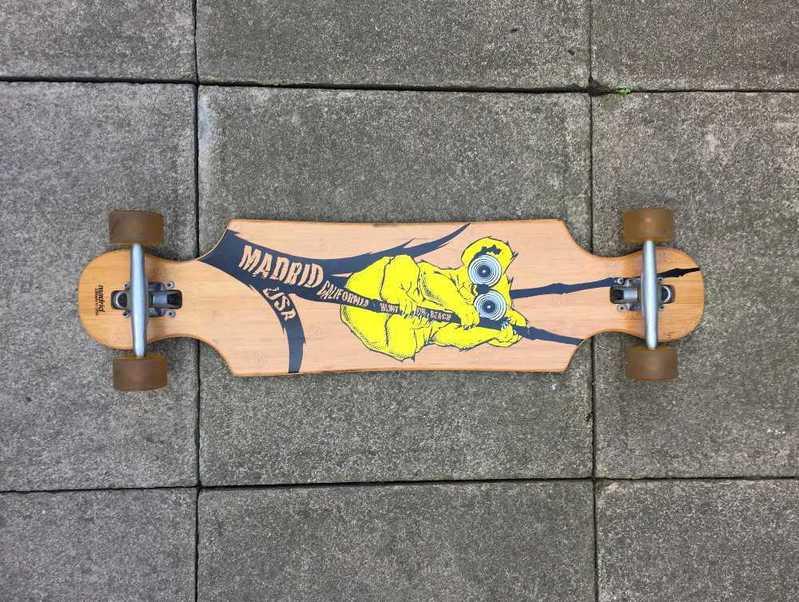 Longboard  - 2