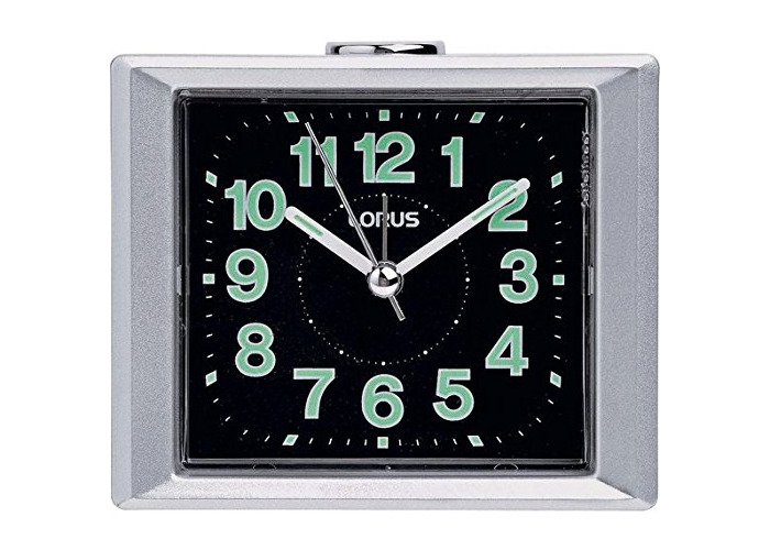 Lorus Sweeper Alarm Clock - 1