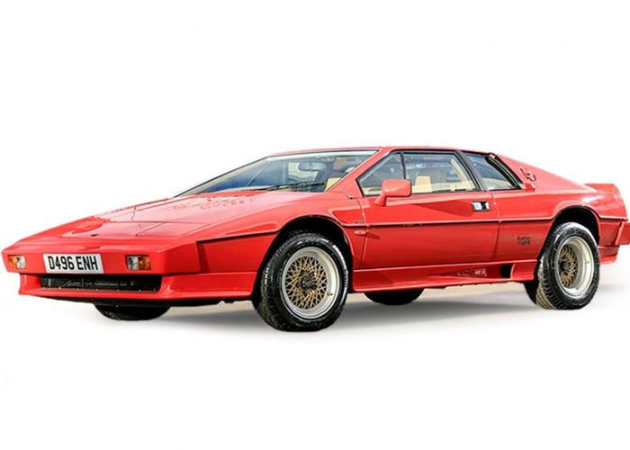 Lotus Esprit Turbo HC (1989) - 1