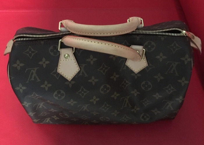 c72cd68b8ef Rent Louis Vuitton Speedy 30 handbag in London