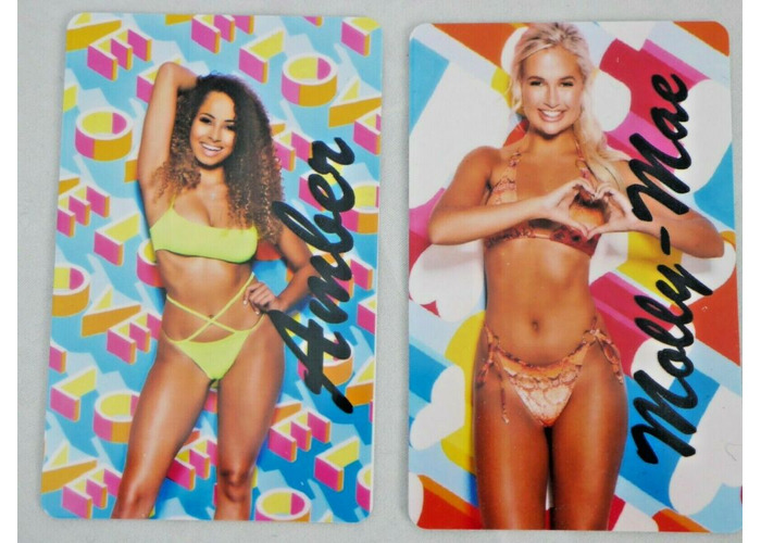 Love Island 2019 Cast Magnets - Choose Your Favourite - 2