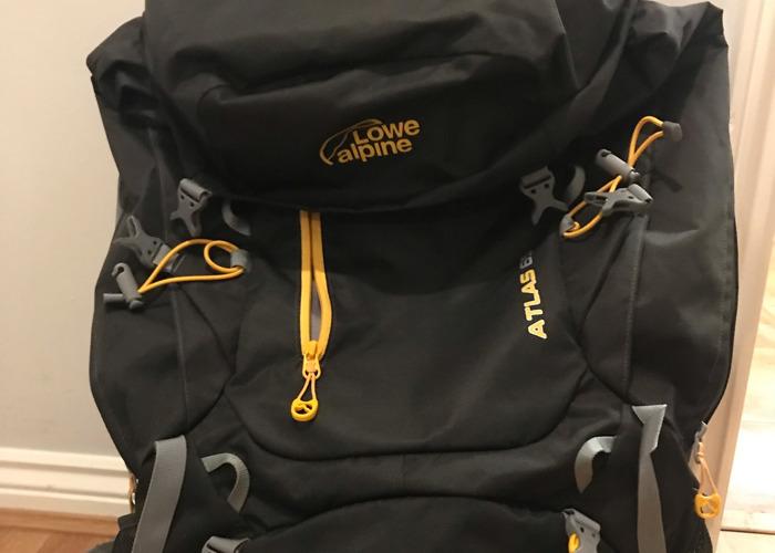 Lowe Alpine Axiom 65l backpack - 1