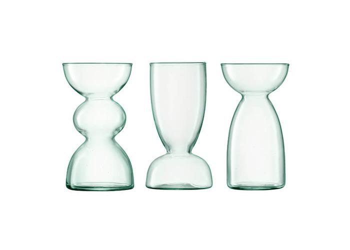 LSA Canopy Trio Vase Set - 1