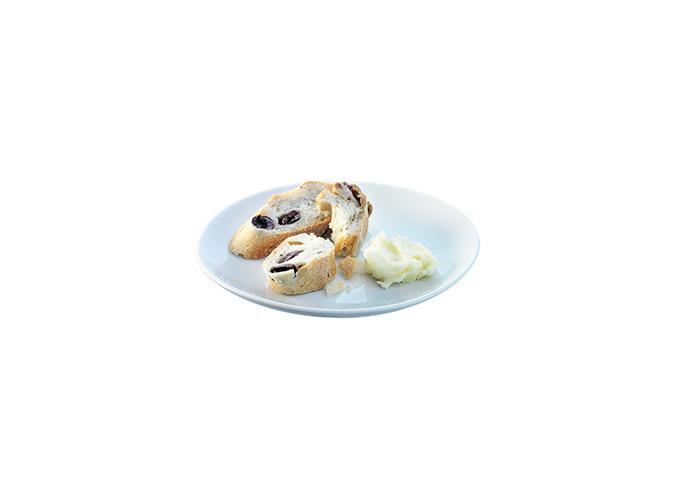 LSA Dine Coupe Bread/Cake Plate 4x16cm Plates - 2