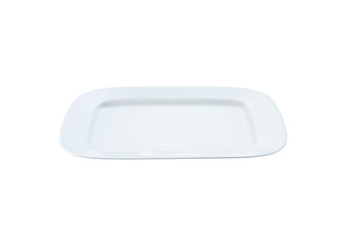 LSA Dine Rectangular Platter 33cm - 1