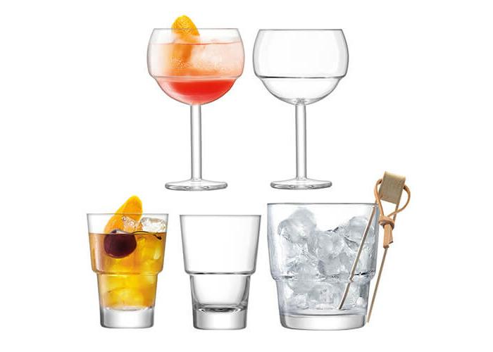 LSA Mixologist Cocktail Ice Set - 1