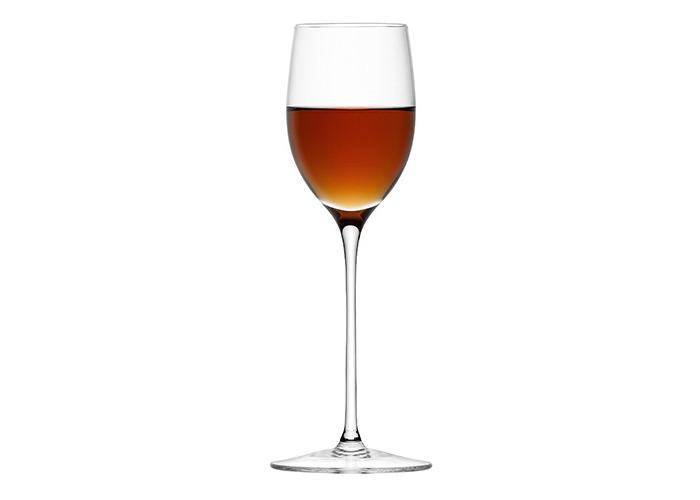 LSA SET 4 BAR SHERRY GLASS 190ml CLEAR - 2