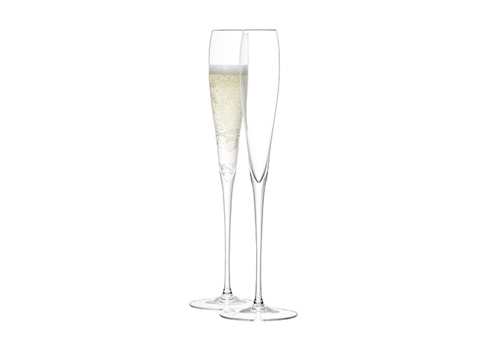 LSA Wine Grand Champagne Flute Set Of Two - 1