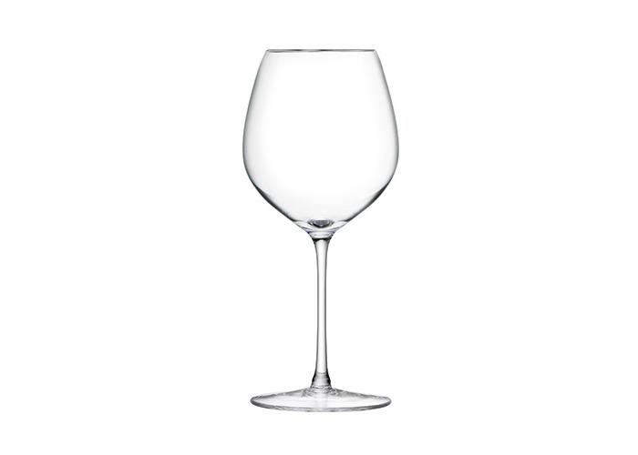 LSA Wine Red Wine Glass 400ml Set Of Four - 2