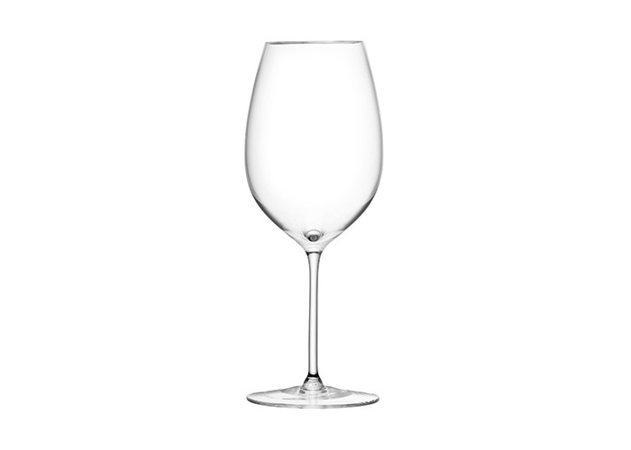 LSA Wine Red Wine Goblet 420ml Set Of Four - 2