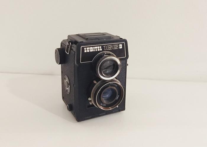 Lubitel 166B - 1