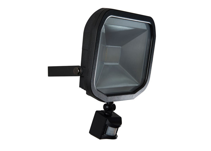 Luceco Guardian LED 30W (PIR) Presence Detecting Floodlight, Slimline - 1