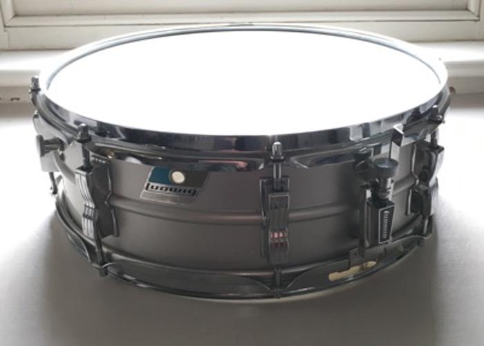 Ludwig Acrolite mid 1970s Snare Drum - 2