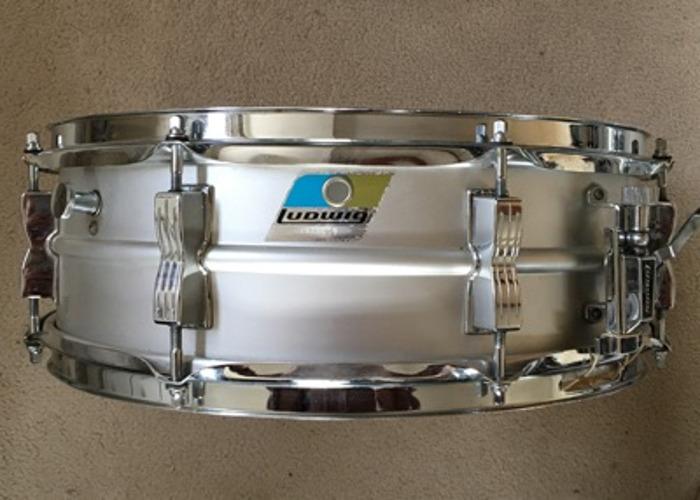 Ludwig Acrolite mid 1970s Snare Drum - 1