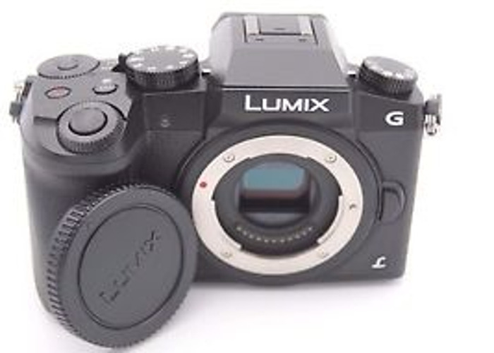 lumix g7 + 25mm f1.7 and more - 2