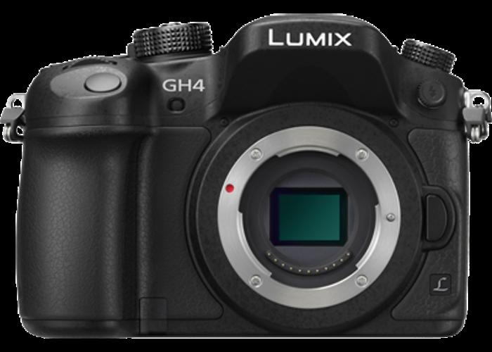 LUMIX GH4 - 1