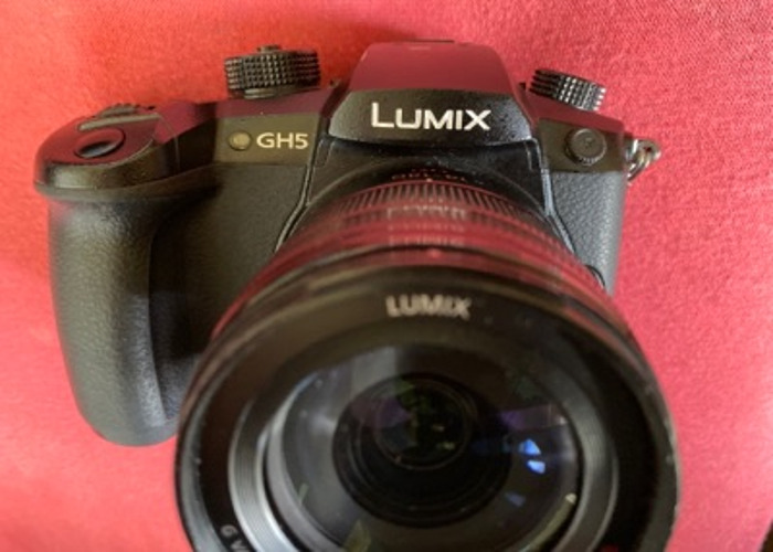 Lumix GH5  - 2