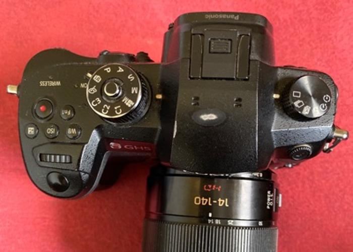 Lumix GH5  - 1
