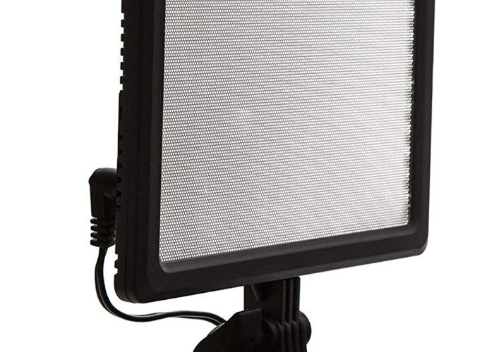 Luxpad 23 LED On Camera Light Pad Dimmable - 1