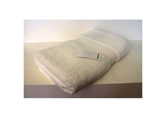Luxury Egyptian Cotton Bath Towels , Soft and Absorbent, Various Colours , 600gsm, Made in Turkey (Cream) - 1