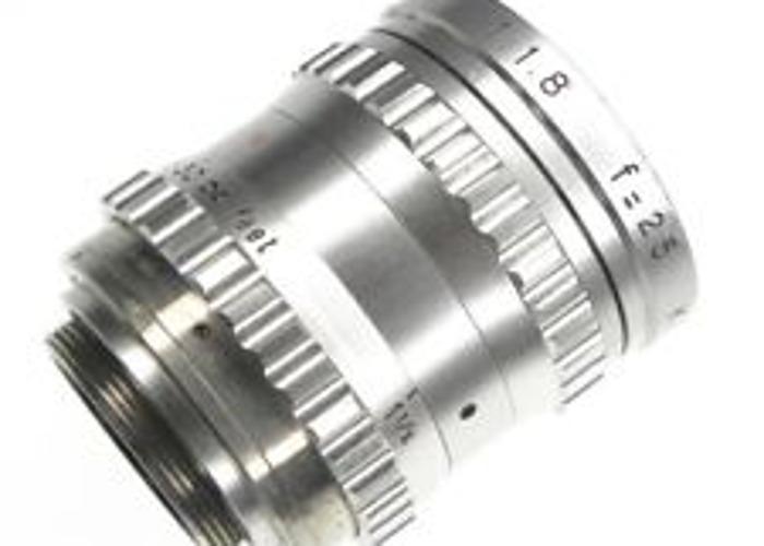 LYTAR SOM BERTHIOT 25mm 1:1.8 c-mount - 2