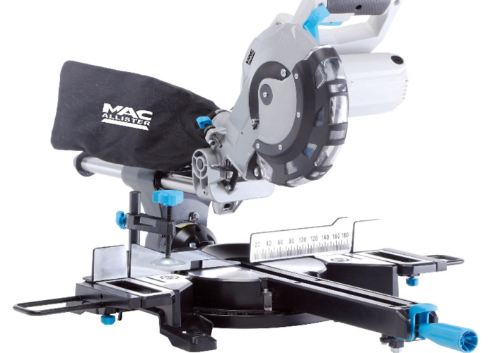 Mac Alister Sliding Mitre Saw - 1