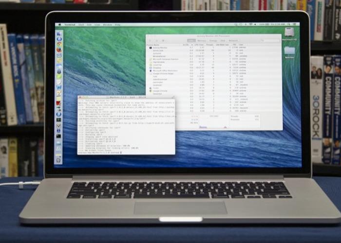 "MacBook Pro 15"" Retina 2.3GHz (3.2 Turbo) i7 with NVIDIA GPU - 1"