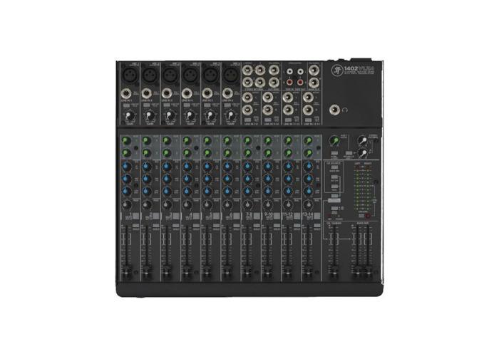 Mackie 1402VLZ4 14-Channel Mixer - 2