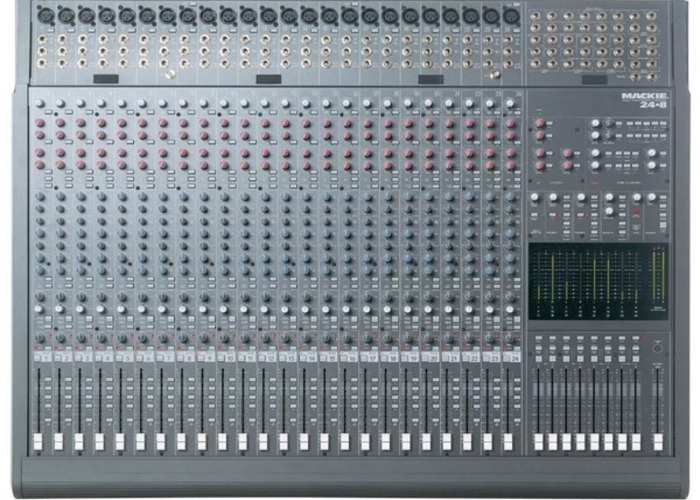 Mackie 24/8 Mixer - 1